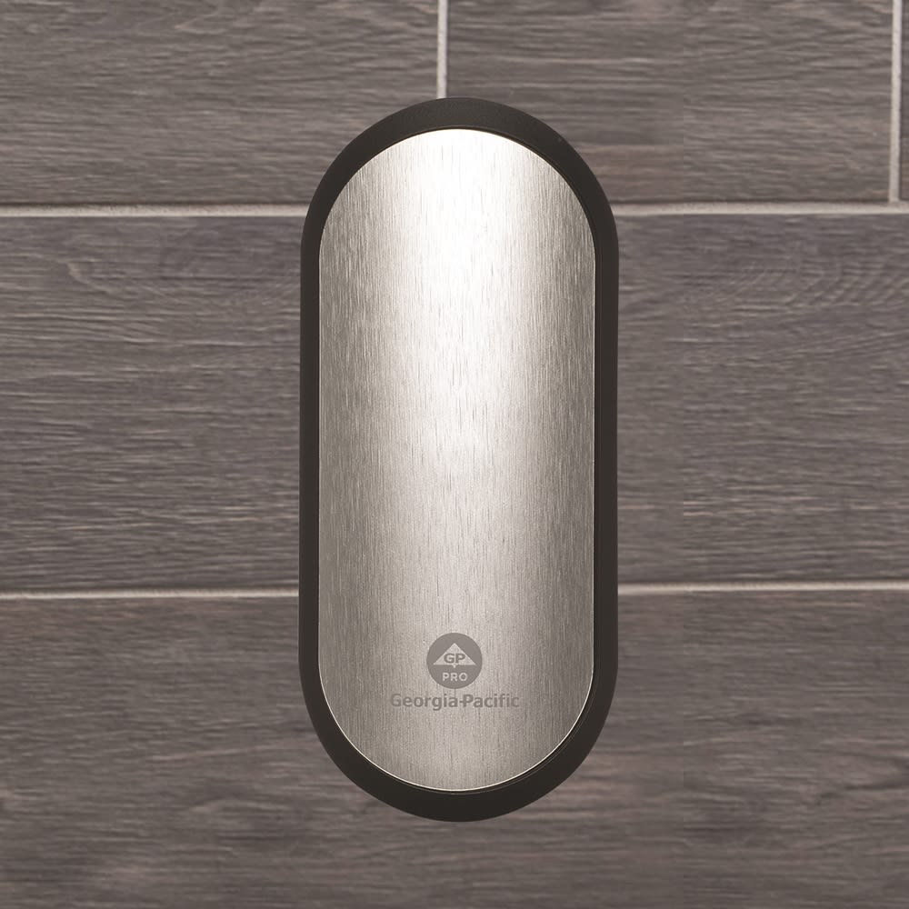 ActiveAire Passive Whole-Room Freshener Dispenser by GP PRO, Stainless Finish
